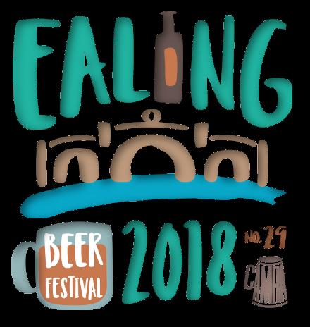 Ealing Beer Festival 2018 Logo